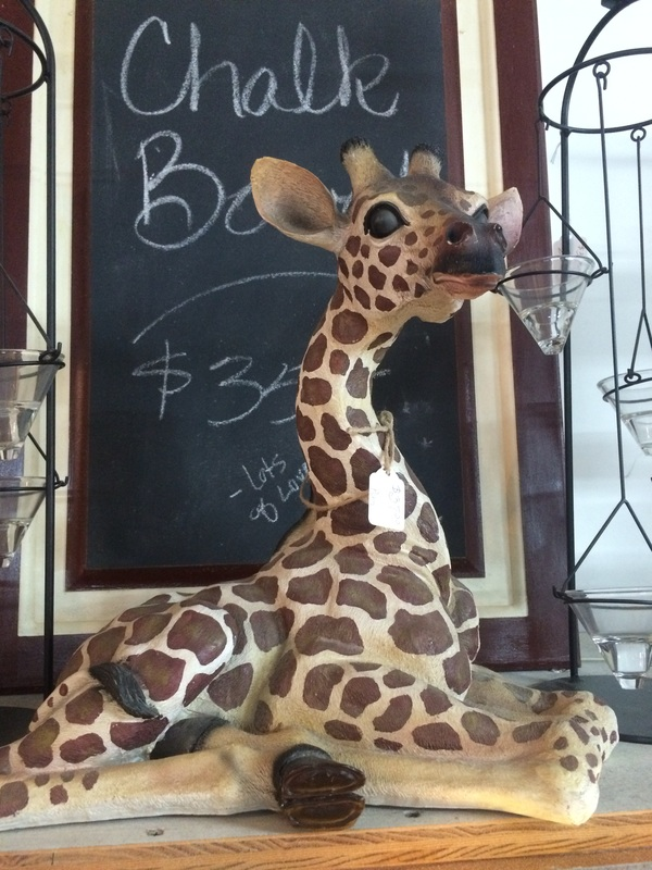Home Decor - Giraffe