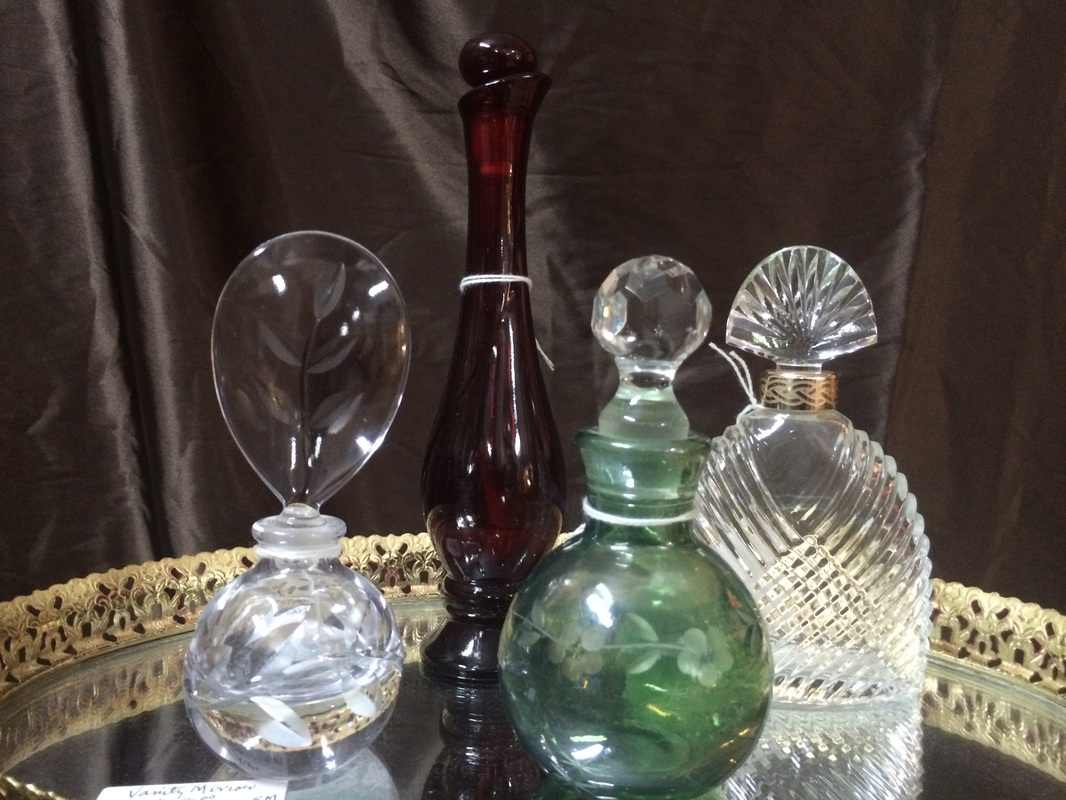 Collectibles - Perfume Bottles