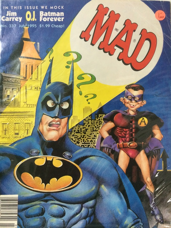 Collectibles - MAD Magazine