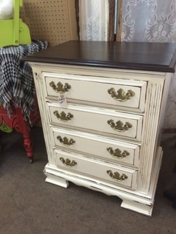 Painted Furniture - Chest