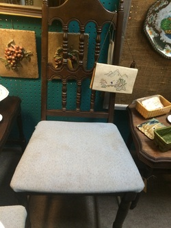 Antique Vintage Chairs