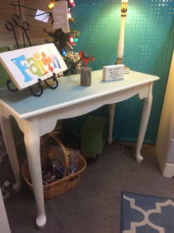 Painted Furniture - Sofa Table