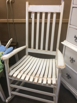 Painted Furniture - Rocking Chair